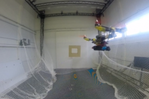 Şekil değiştiren dron