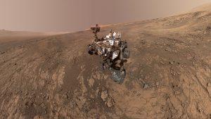 Mars'ta Hayat Olma İhtimalini Kuvvetlendiren Organik Molekül Keşfi