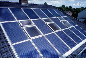 güneş pili güneş paneli güneş enerjisi 300x201 - Güneş Pili Üretiminde Bakteriler Kullanılarak Verim Artırıldı