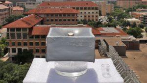 solar teknoloji ile temiz su üretimi, su arıtma sistemi