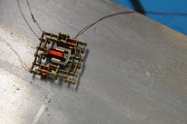 robotlar ve diğer cihazlar için temel parçacıklar