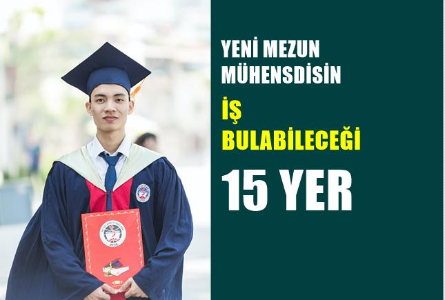 81 Yemi mezun mühendis iş bulma - MÜHENDİSLİK ÖĞRENCİSİ STAJ YERİ BULMA YÖNTEMLERİ